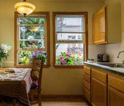 Courtyard Queen with Kitchen at San Francisco, California